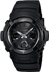 カシオ CASIO 腕時計 G-SHOCK ジーショック FIRE PACKAGE'12 タフソーラー 電波時計 MULTIBAND 6 AWG-M100B-1A メンズ [逆輸入品]