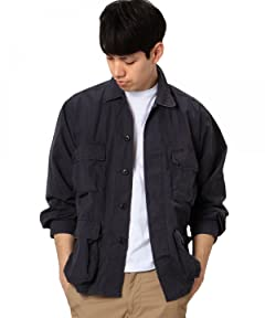 Rothco BDU Jacket 3225-499-2166: Navy