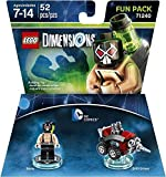Best LEGO PCゲーム - DC Bane Fun Pack - LEGO Dimensions Review