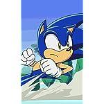 ソニック・ザ・ヘッジホッグ(Sonic the Hedgehog) FVGA(480×800)壁紙 ソニック・ザ・ヘッジホッグ