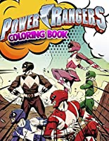 Power Rangers Coloring Book: Superhero Coloring Book With Best Jumbo Pictures For All Funs Volume 2