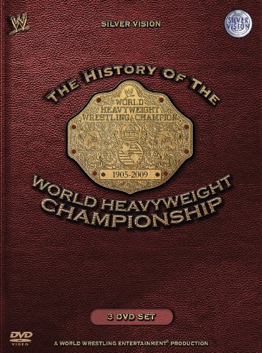 WWE - History Of The World Heavyweight Championship [DVD] [2009] by Ric Flair