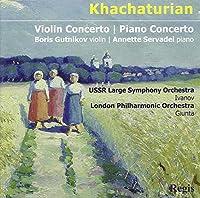 Khachaturian: Violin & Piano C