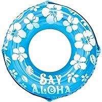 ドウシシャ 浮き輪 SayAloha ブルー 70cm 子供用