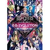 【Amazon.co.jp限定】E-girls LIVE 2017 ~E.G.EVOLUTION~(Blu-ray3枚組)(ビジュアルシート付き)