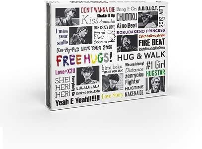 LIVE TOUR 2019 FREE HUGS!(Blu-ray Disc2枚組)