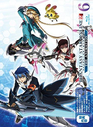 【Amazon.co.jp限定】ファンタシースターオンライン2 ジ アニメーション 6 Blu-ray初回限定版(全巻購入特典:「オリジナルB2タペストリー」引換シリアルコード付)