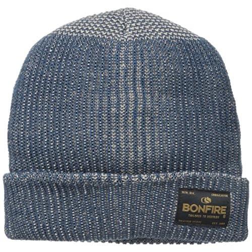 BONFIRE(ボンファイア) ニット帽 CLINTON BEANIE ビーニー メンズ レディース NIDNIGHT clinton-beanie-L36770300-NIDNIGHT