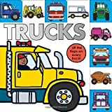 Trucks (Lift-The-Flap Tab Books) 画像
