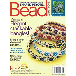Bead & Button [US] August 2017 (単号)