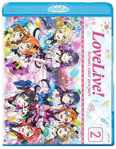 ラブライブ! 2nd Season コンプリートBOX(全13話 スタンダードエディション)[Blu-ray](海外inport版)