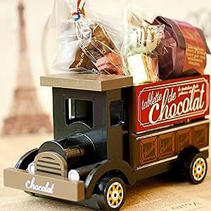 ~トラックいっぱいのチョコ~ チョコレート トラック