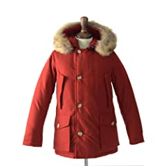 Arctic Parka ML WOCPS1985: Bold Red
