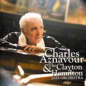 Charles Aznavour With Clayton-Hamilton Orchestra