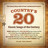 Country's 20 Classic Songs of the Century