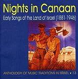 Nights in Canaan: Folk Music