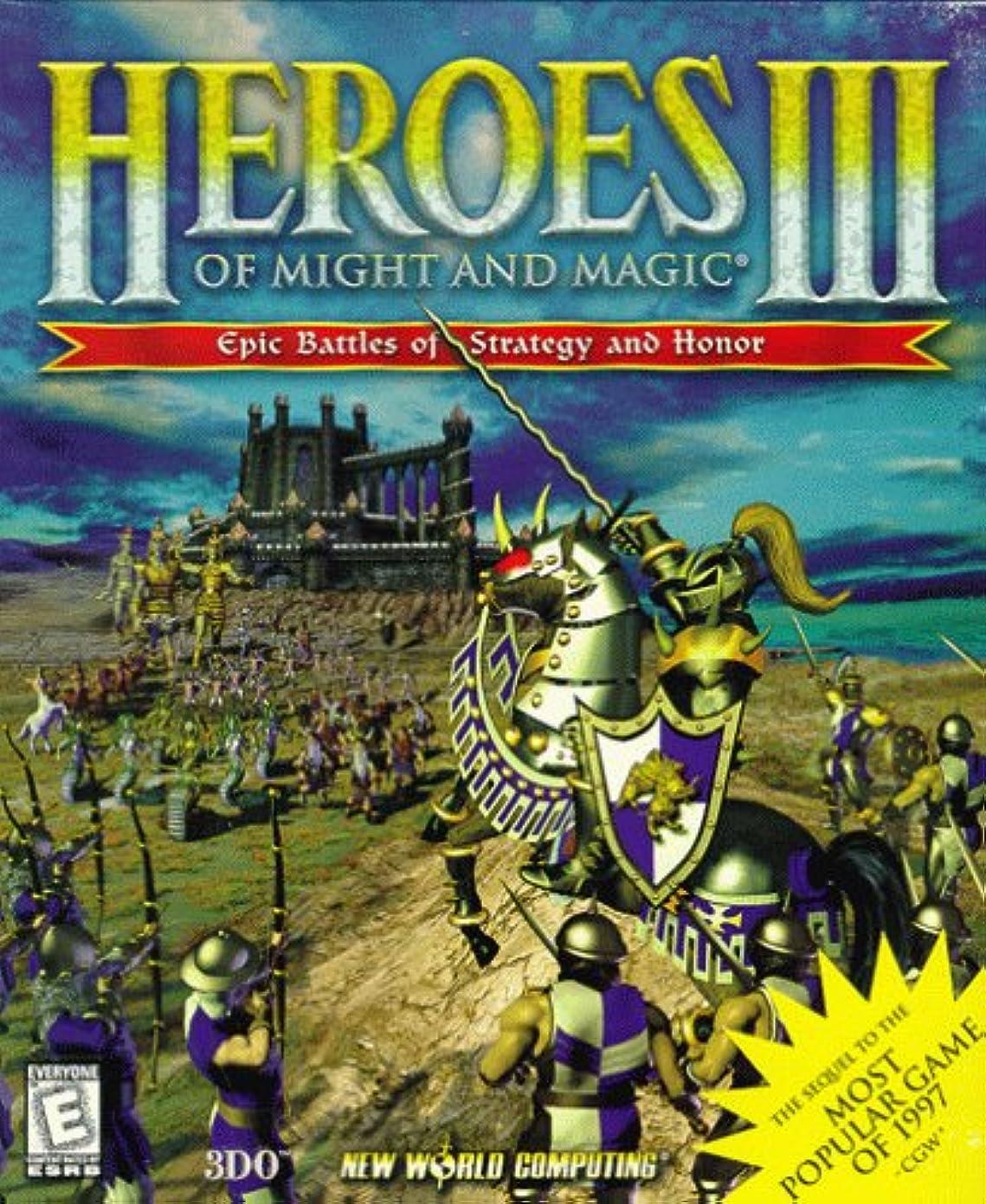 ワイプ補足敬意を表してHeroes of Might & Magic 3 / Game