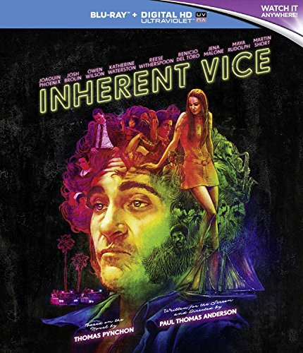 Inherent Vice [Blu-ray] [Import anglais]