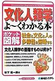 ポケット図解 文化人類学がよ~くわかる本 (Shuwasystem Beginner's Guide Book)