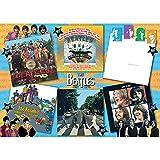 Johnson Smith Co.。 ビートルズのアルバムカバーパズル - 1000ピース - 寸法20インチ x 27インチ。