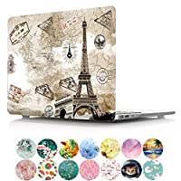 """papyhall新しい2in 1カラーペイントプラスチックパターンハードケースfor Apple MacBook Air 11インチモデルa1465/a1370 (A1278) Macbook Pro 13"""" CD-ROM (A1278) Macbook Pro 13"""" CD-ROM"""