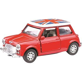 Mini Cooper Vintage 1: 32 Scale NEWRAY 50613 A Red Die Cast Pre ...