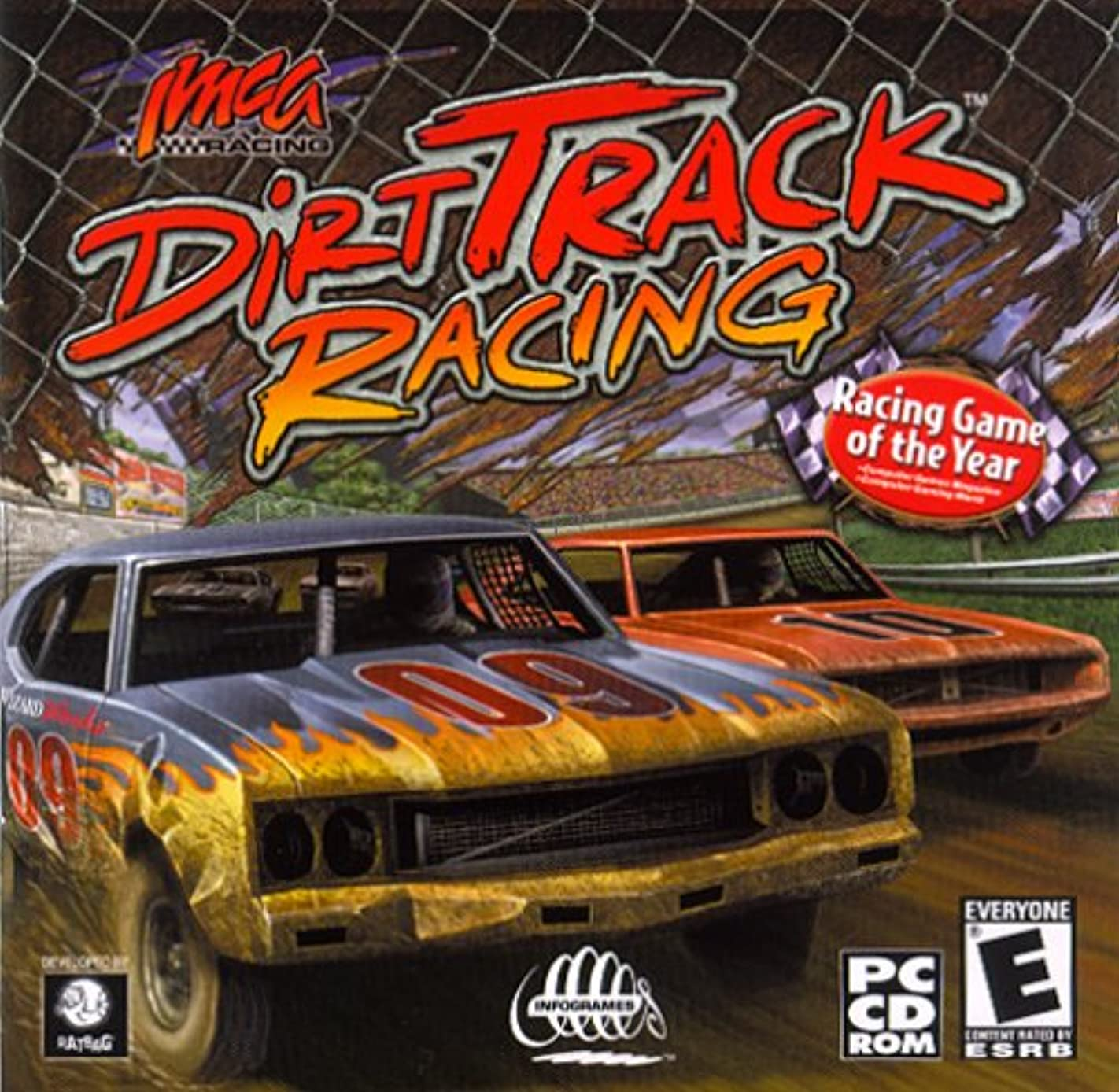Dirt Track Racing (Jewel Case) (輸入版)