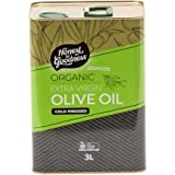 Honest to Goodness Organic Extra Virgin Olive Oil , 3L