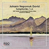 David: Symphonies 1 & 6 by ORF Radio-Symphonieorchester Wien (2014-03-25)
