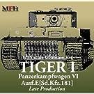 MK002 1/35 scale Ultimate Kit ドイツ重戦車 ティーガーⅠ 後期生産型