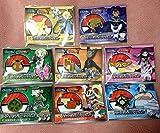 ポケモンセンター ジムバッジコレクション xy 8種セット