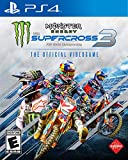 Monster Energy Supercross  The Official Videogame 3(輸入版:北米)- PS4