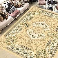 丸ラグ ヨーロッパスタイルクラシック 長正方形 世帯 北欧1 北欧 インテリア 絨毯 コットン 絨毯