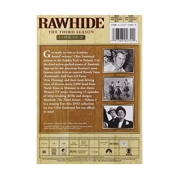 Rawhide: Four Season Pa...の紹介画像6