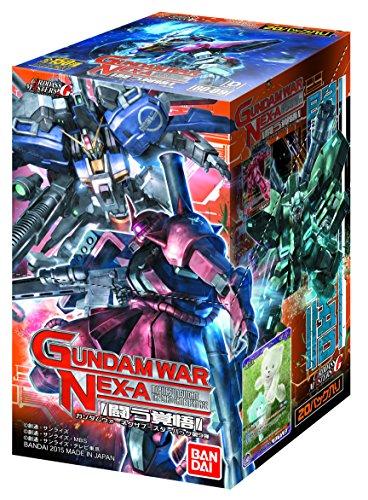 GUNDAM WAR NEX-A 第9弾ブースターパック 『闘う覚悟』【BO-09】(BOX)