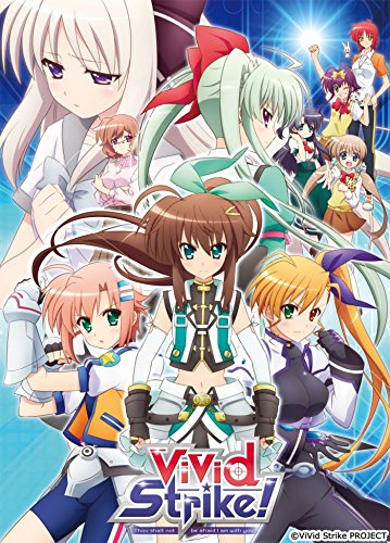 ViVid Strike! Vol.4 [Blu-ray]