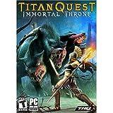 Titan Quest: Immortal Throne DVD-ROM (輸入版)
