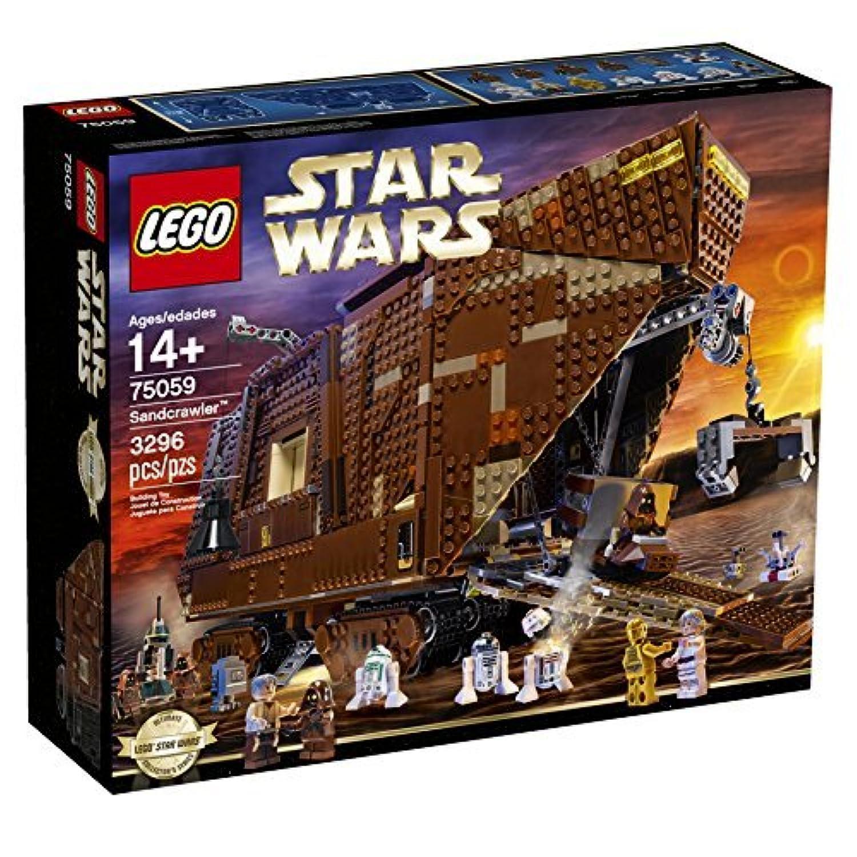 [レゴ]LEGO Star Wars 75059 Sandcrawler 6061446 [並行輸入品]