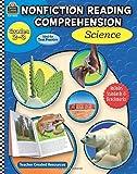 Nonfiction Reading Comprehension: Science : Grade 2