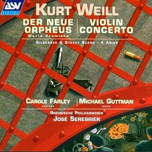 Der Neue Orpheus / Violin Concerto