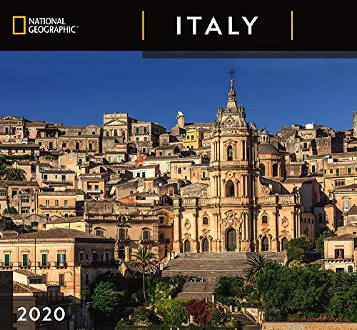 Cal 2020-National Geographic Italy Wall