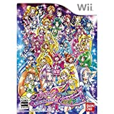 Wiiプリキュアオールスターズぜんいんしゅうごう☆レッツダンス!(初回封入特典:オリジナルのデータカードダス同梱)
