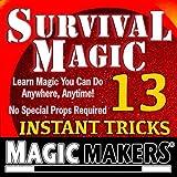 [マジック メーカー]Magic Makers Simon Lovell's Survival Magic Magic You Can Do Anywhere, Anytime No Special Props [並行輸入品]