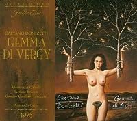Gemma Di Vergy by Caballe/Bruson/Gatto (2008-05-13)