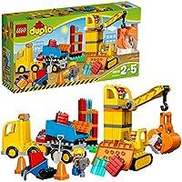 レゴ (LEGO) デュプロ デュプロ®のまち 工事現場とはたらく車