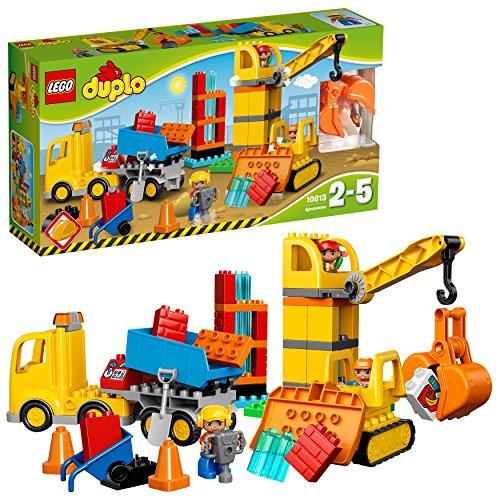 """レゴ (LEGO) デュプロ デュプロ®のまち""""工事現場とはたらく車"""