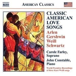 Classic American Love Songs