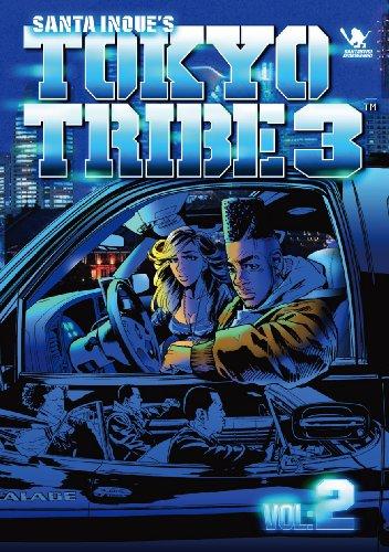 TOKYO TRIBE3 2(バーズコミックスデラックス)の詳細を見る