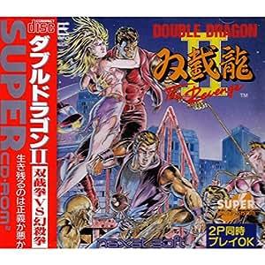 ダブルドラゴン2 ザ リベンジ 【PCエンジン】