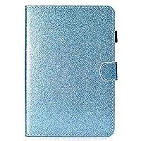 Scheam Amazon Kindle Lite 2019 ケース 軽量 薄型 高級PUレザー カード収納 全面保護 傷つけ防止 タンド機能付き 指紋防止 手帳型 ケース 対応 オートスリープ機能(Blue)